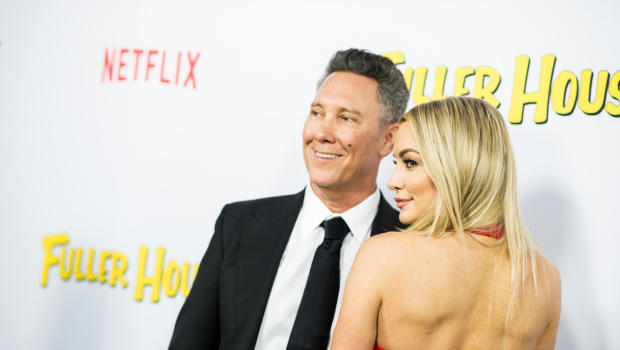 'Fuller House' showrunner Jeff Franklin out amid claims of inappropriate behavior