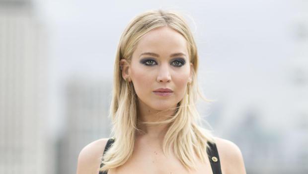 Jennifer Lawrence casual