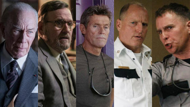 Oscars 2018: Best Supporting Actor nominees - CBS News