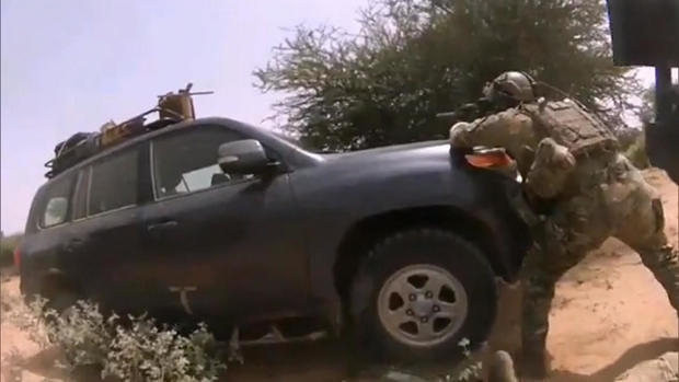Niger attack video released by IS shows group's 'depravity', says Pentagon