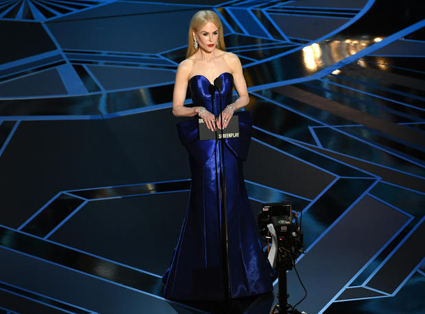 Oscars 2018 highlights