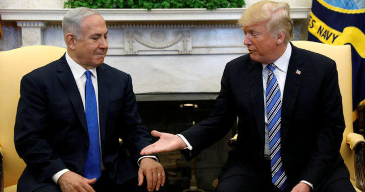 Trump says he'll release Middle East peace plan soon
