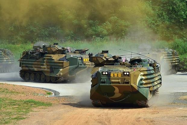 Weapons and gear of the DMZ: South Korea's last defense