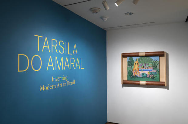 Tarsila and the birth of Brazilian Modern Art