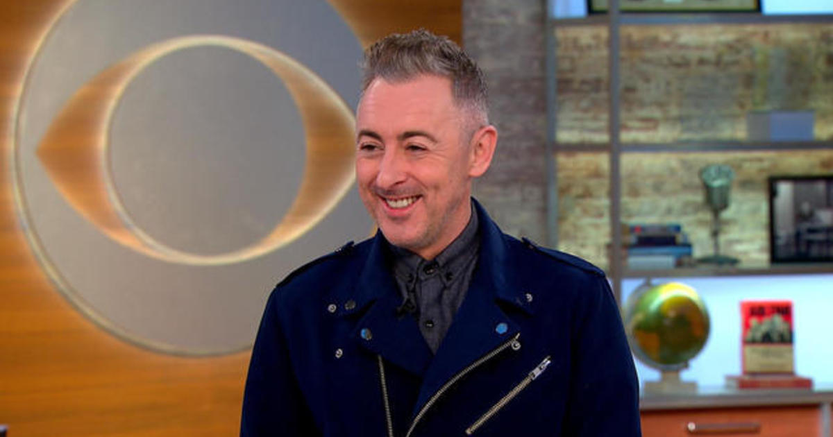 Alan Cumming on his groundbreaking role in new series