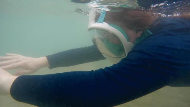 Increasingly popular full-face snorkel masks raise safety