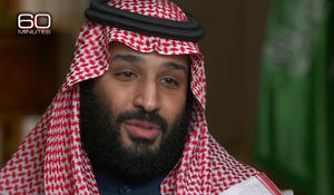 Saudi Crown Prince Mohammed bin Salman says his country could develop nuclear weapons