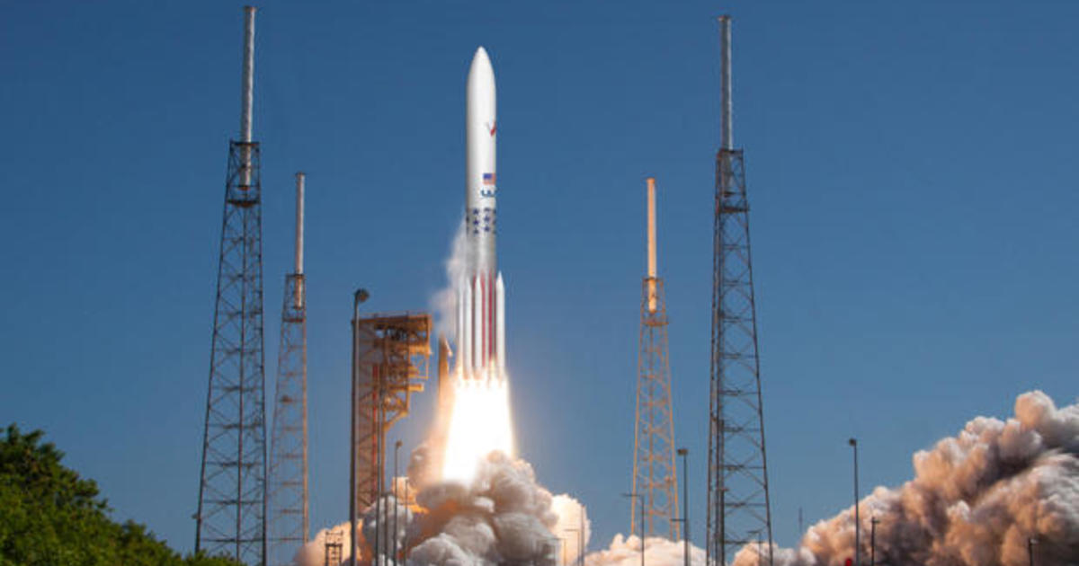 SpaceX rival United Launch Alliance stakes future on new ...