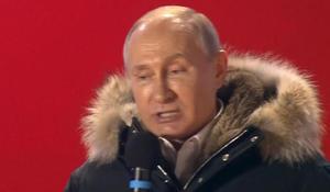Vladimir Putin reelected in Russia