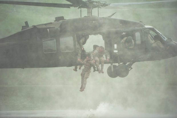 Green Berets - A look at the dizzying array of the U S