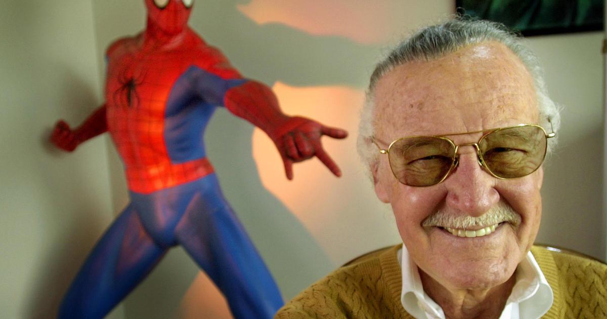 Celebrities react to death of Marvel legend Stan Lee