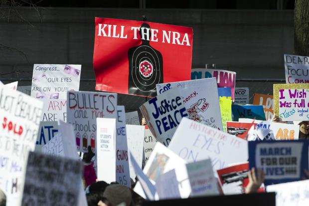 Student Gun Protests