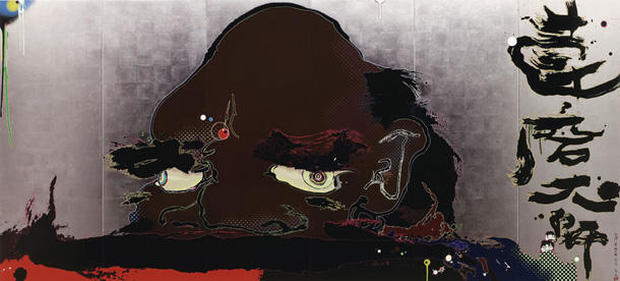 The art of Takashi Murakami
