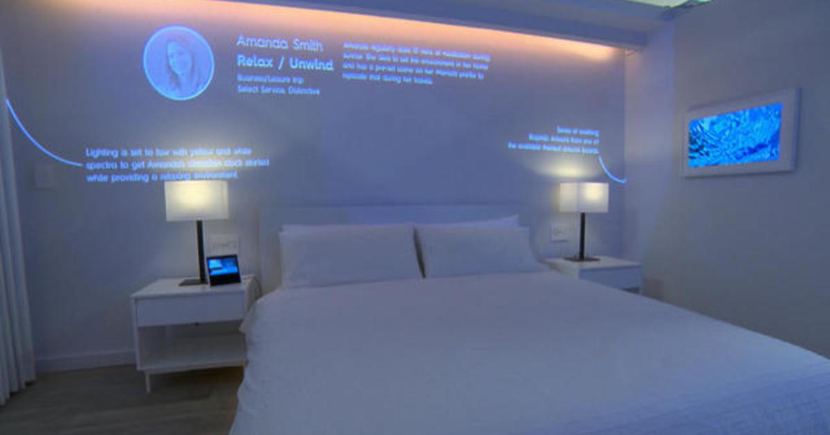 U0026quot Smart U0026quot  Hotels Come With Privacy Concerns For Travelers