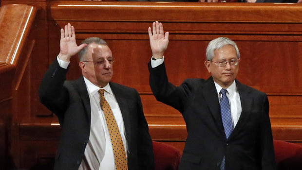 Church Of Jesus Christ Latter Day Saints Gerrit W Gong Ulisses Soares Join Top Mormon Leadership