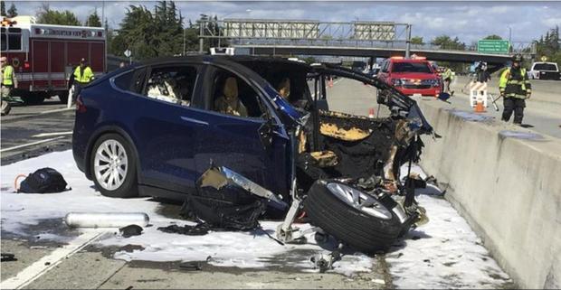 Tesla Crash Investigation