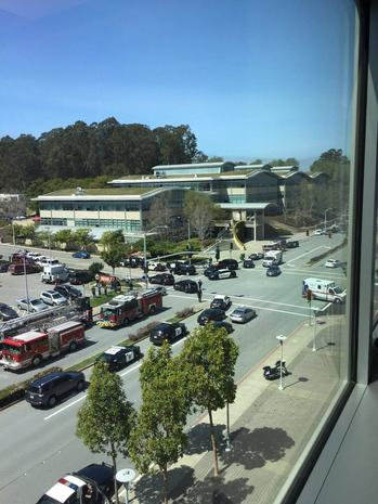 Shooting at YouTube headquarters wounds several