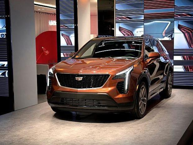 New York Auto Show: 5 cars drawing crowds