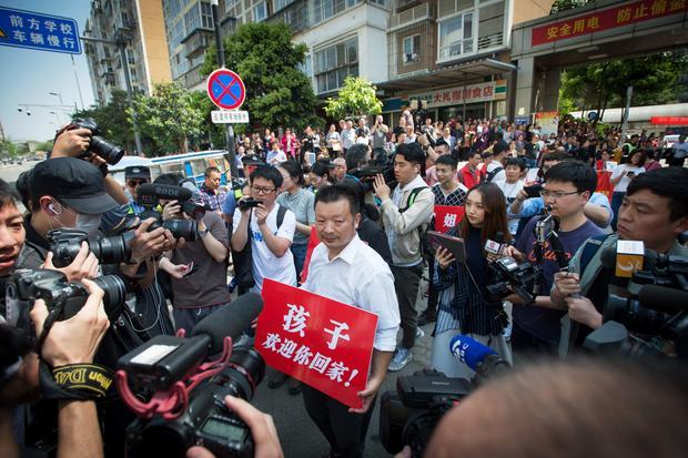 CHINA-KIDNAPPING-ADOPTION
