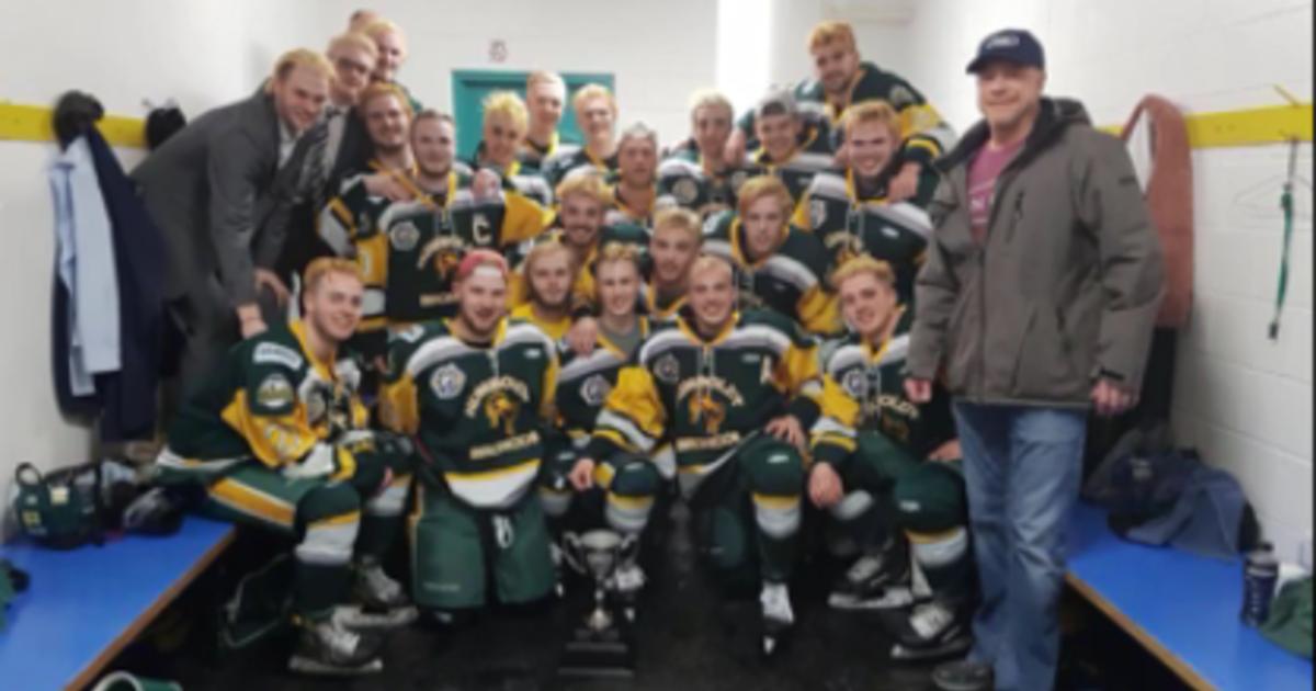 15 Dead After Canadian Junior Hockey Team Bus Crash Cbs News