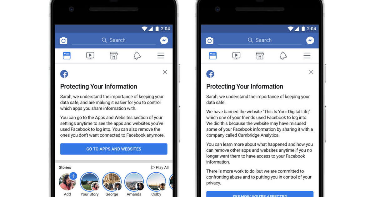 How to check if your Facebook data was shared with Cambridge