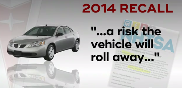 Millions Of Recalled Cars Still May Be On The Road With