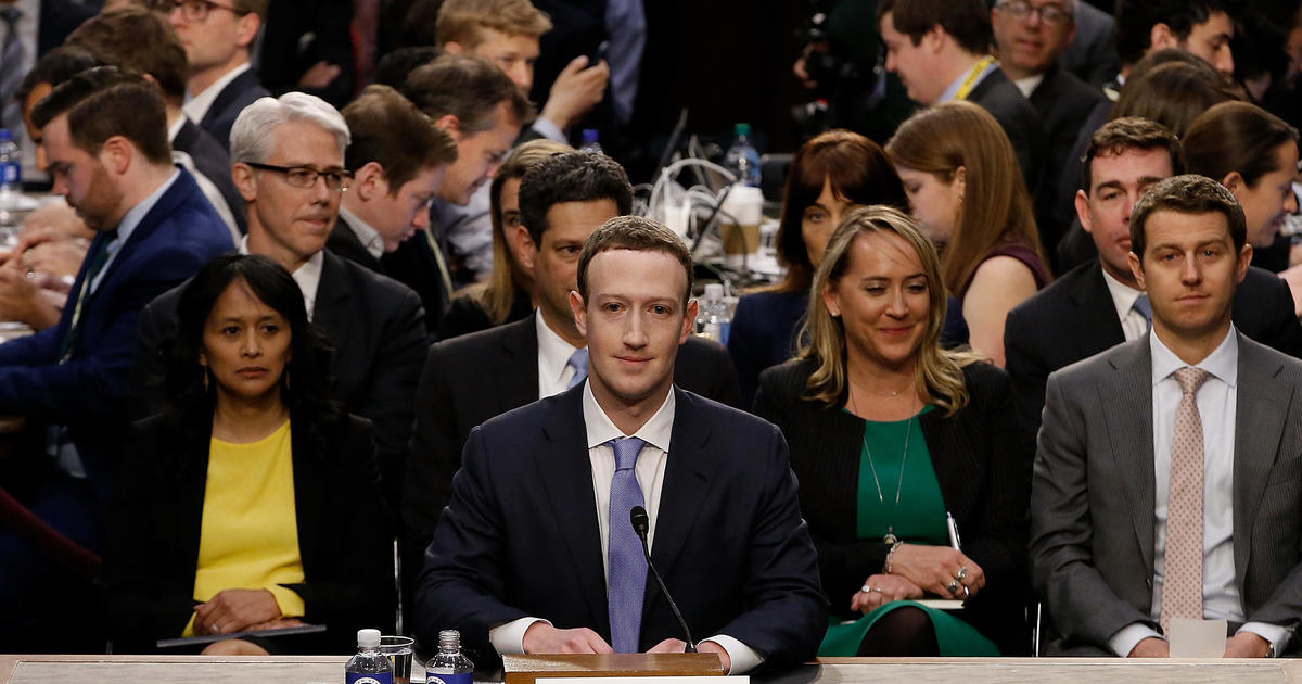 Apologetic Zuckerberg offers mea culpa on first day of hearings