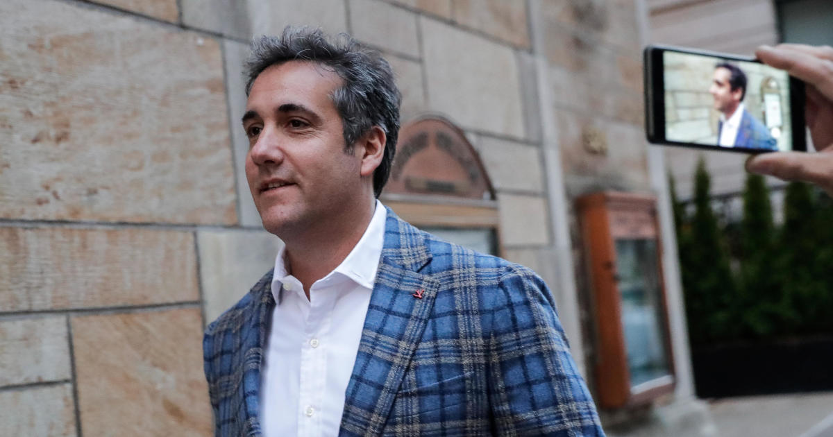 Michael Cohen decides to take plea deal with DOJ