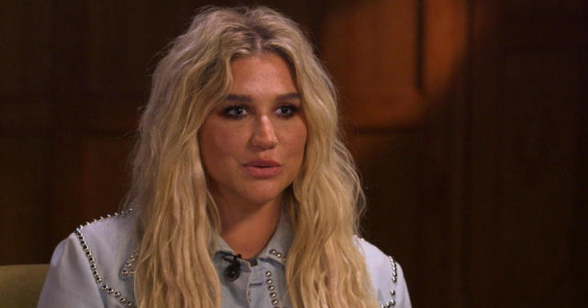 Kesha on being named to Time's 100 Most Influential People list