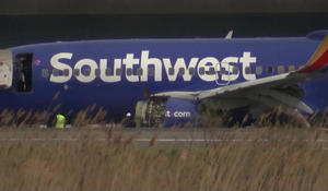 Maker of failed Southwest engine recommends additional inspections