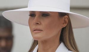 Melania Trump in the spotlight ahead of state dinner