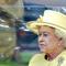 Britain's Queen Elizabeth II travels to