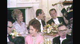 An inside look at a state dinner