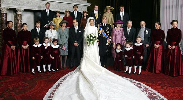 NETHERLANDS-WEDDING-FAM PIC5