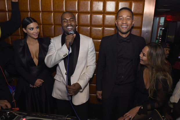 """Private link: MMS only:John Legend Celebrates His Birthday And The 10th Anniversary Of His Debut Album """"Get Lifted"""" At CATCH NYC"""