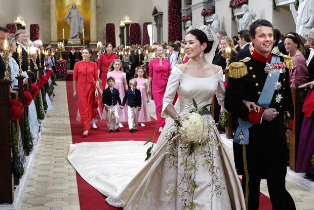 DENMARK-ROYAL WEDDING