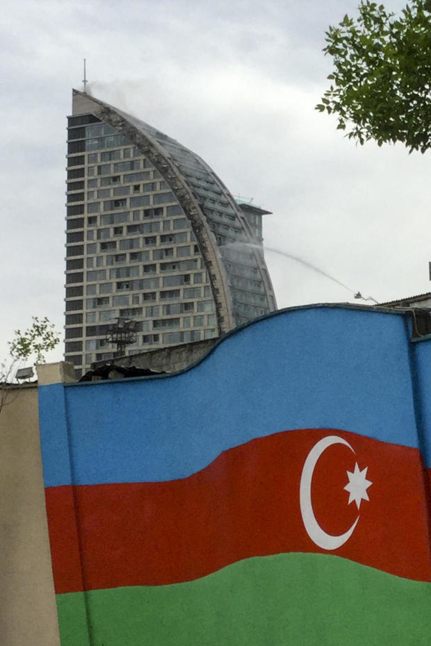 Azerbaijan Trump Tower