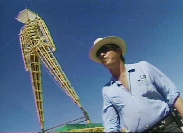 Burning Man founder Larry Harvey dies aged 70 - Burning Man website