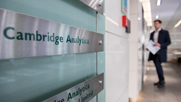 British watchdog group orders Cambridge Analytica to hand over data