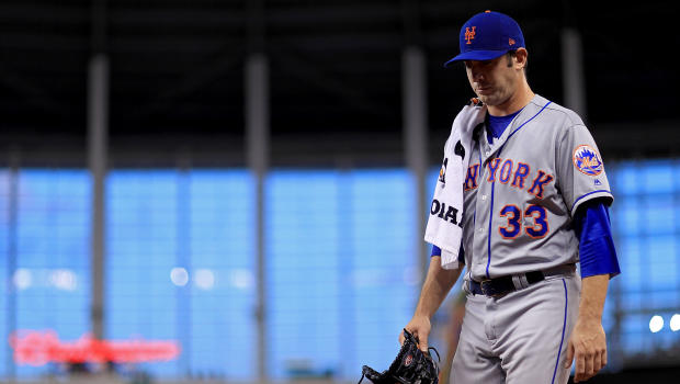 New York Mets Designate Former UNC Star Matt Harvey for Assignment