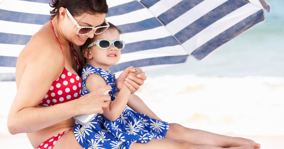 2da68d5eacc7 Melanoma Monday: Protecting your family from skin cancer - CBS News