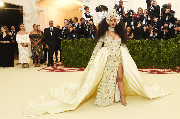 Met Gala 2018 red carpet