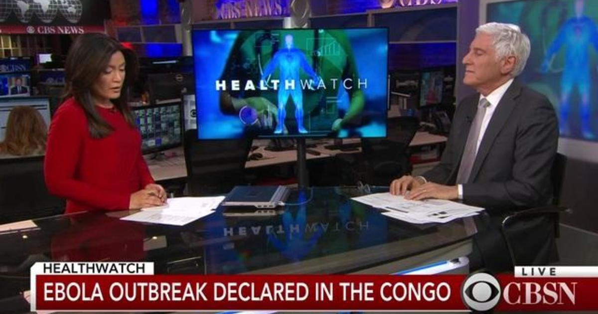 Healthwatch: Ebola outbreak declared; CDC releases new prostate cancer testing guidelines