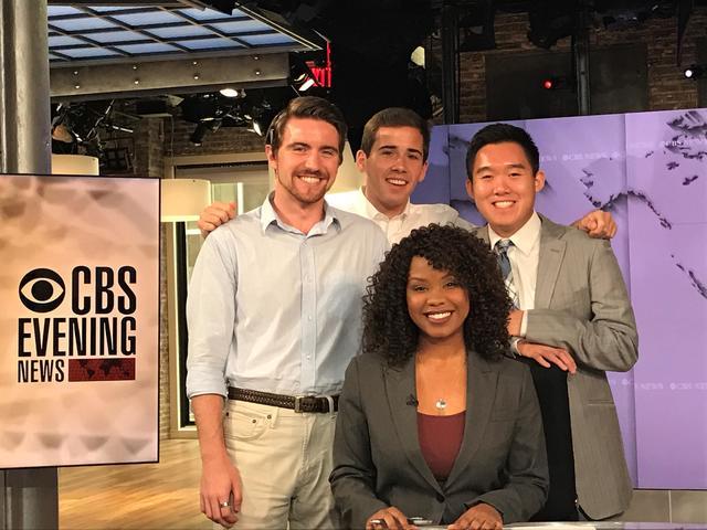 Learn more about the CBS News Internship Program - CBS News