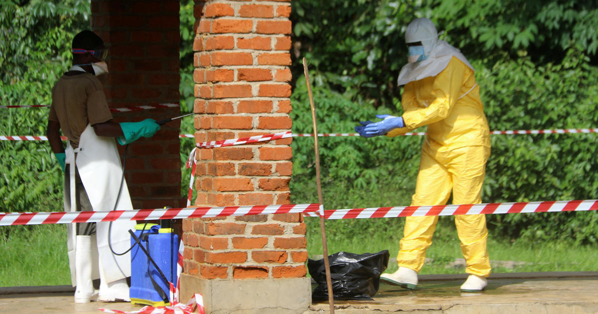 Experimental vaccine arrives in Congo to fight new Ebola outbreak