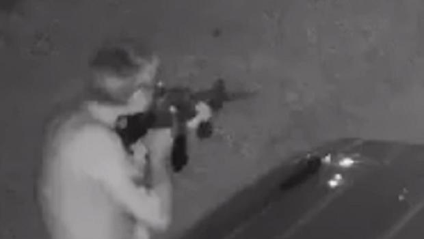 Startling video provides new insight into shooting rampage in Evansville targeting police