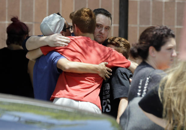Generation lockdown: There have been 16 school shootings in