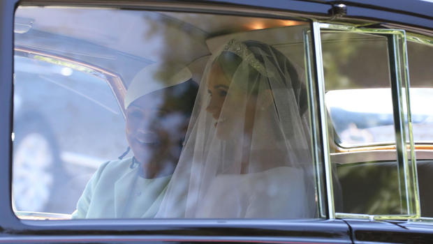 Prince Harry and Meghan Markle wed in Windsor