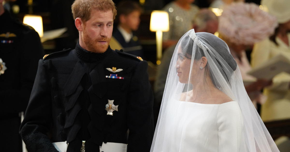Favorite moments from the royal wedding of Meghan Markle and Prince Harry
