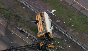 New details emerge about driver in New Jersey bus crash